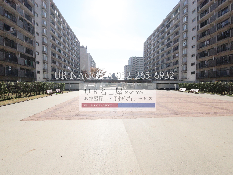 UR上飯田第2 (Kami Iida dai2 ) 愛知のUR賃貸はUR名古屋